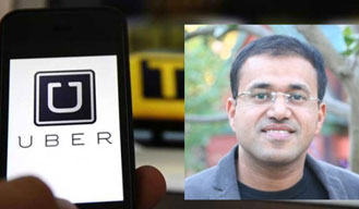 Amit Jain appointed as Uber's India head