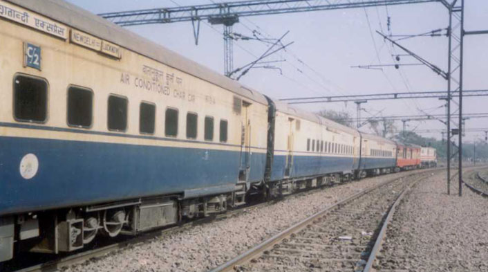 Railway passengers can now file FIR on board
