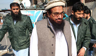 Pakistan cancels licences of 44 weapons issued to Hafiz Saeed