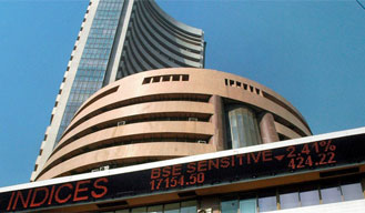 Sensex crosses 30000 points mark as RBI cuts repo rate
