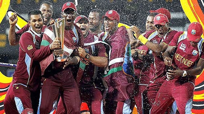 ICC World Twenty20 Final : Marlon Samuels taunts Shane Warne after West Indies win