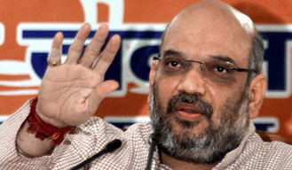 Amit Shah to meet Rajasthan Ministers tomorrow