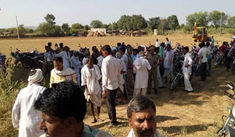2.5-year-old girl rescued from Borewell after 12 hours in Dausa