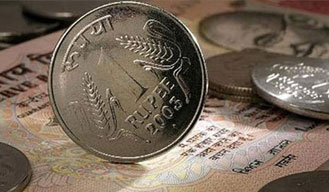 Rupee at 20-month low, breaches 64 to a dollar mark