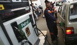 Government hikes excise duty on Petrol  by Rs. 1.6 a Litre, Diesel by 40 Paisa