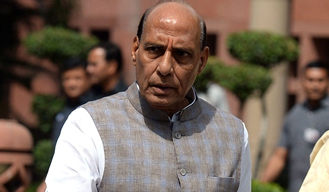 Rajnath Singh inaugurated Wi-Fi service at Charbagh railway station