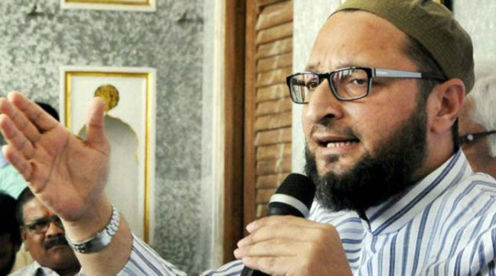 Owaisi denied permission to hold rally in Allahabad