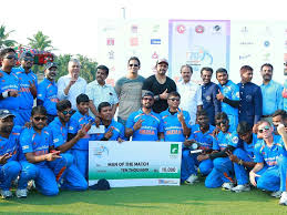 India beats arch rival Pakistan and lifts T20 World Cup for Blind
