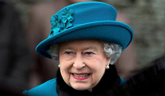Queen's Elizabeth turned  90,  Britain celebrated by throwing buns in hope of fair weather