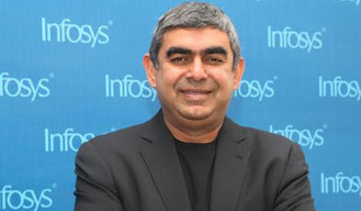 Vishal Sikka to spend Rs 1,500 crore to fund innovations in software and services in India