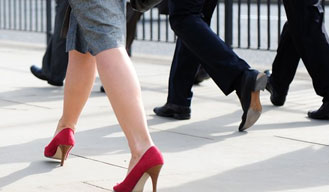 Can Your Boss Force You to Wear High Heels?