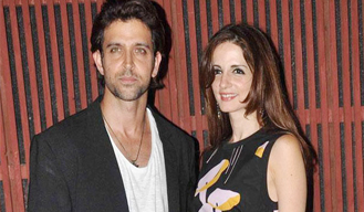 Sussanne Khan spills the beans on divorce, Didn't want a false relationship with Hrithik Roshan
