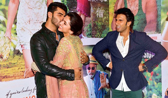OMG! Know what happened when Arjun Kapoor revealed the secrets of Deepika