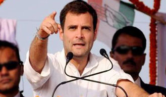Rahul Gandhi to arrive in Rajasthan today for two-day visit
