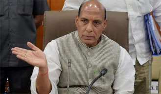Central Zonal Council on Security's meet to be lead by Rajnath Singh today