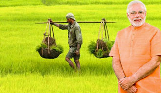 PM Modi to launch 'Soil Health Card' scheme for farmers in Rajasthan