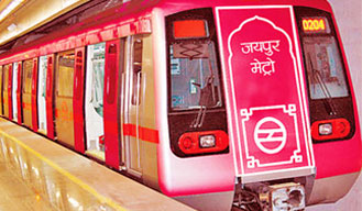 Pink City loses hope as Jaipur Metro project delayed yet again
