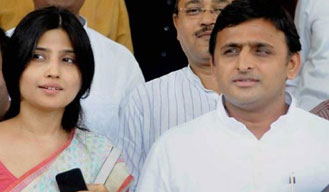 UP CM and wife get stuck in elevator of Vidhan Sabha