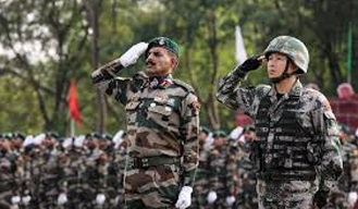 India, China hold joint military exercise in Ladakh