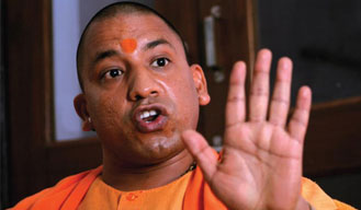 Muslims safer in India than anywhere else in world: BJP MP Yogi Adityanath