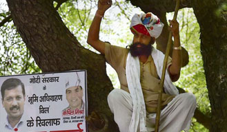 Farmer Gajendra Singh's body reaches hometown, to be cremated today