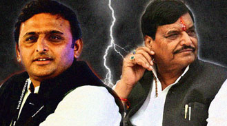 Akhilesh Yadav: Family Conflict forced alliance with Congress