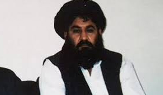 Afghan Taliban chief Mullah Akhtar Mansour, killed in a US drone strike in Balochistan