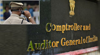 CAG Report:  UP Police using outdated weapons and communication technologies