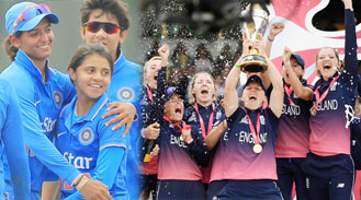 Unforgettable Pictures of ICC Women's World Cup 20017