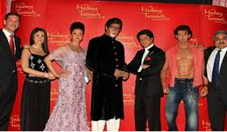 'Madame Tussauds' coming to Delhi