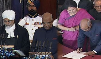 Ram Nath Kovind is India's 14th president; says I accept this post with humility