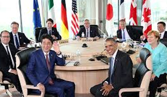 G7 leaders worried about emerging economies in world