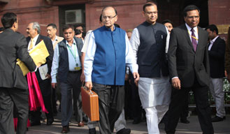 Union  Budget 2015: FM Arun Jaitley proposes law to promote ease of doing business