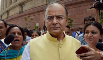 Union Budget 2015: Arun Jaitley proposes cut in corporate tax over next 4 years