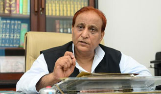 """""""RSS men are gay that's why they don't marry,"""" says Azam Khan"""