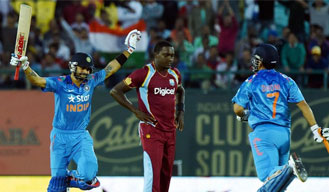 ICC World T20 2016: Today India face West Indies in the 2nd Semifinal at Wankhede Stadium