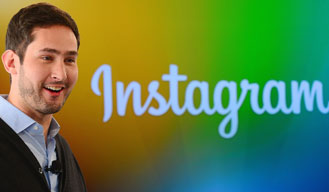 Instagram on top of Twitter, hits 300 million users