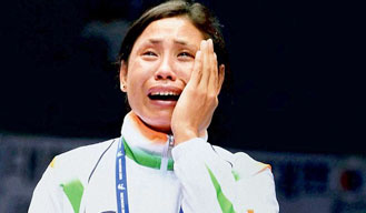 AIBA provides long ban to Indian boxer for Protesting