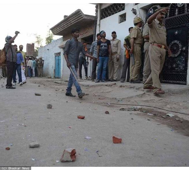 Kanpur: One person killed, 12 injured in communal clashes