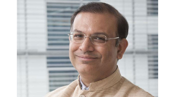 Jayant Sinha takes charge as MoS in Finance Ministry