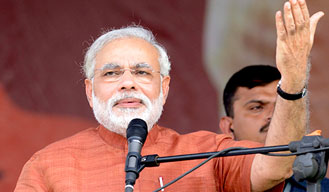 PM asked the villagers to help improve country's rural landscape