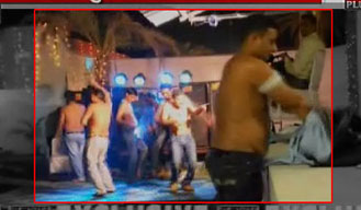 8 Police officers suspended for their shirtless dance in Sambhal