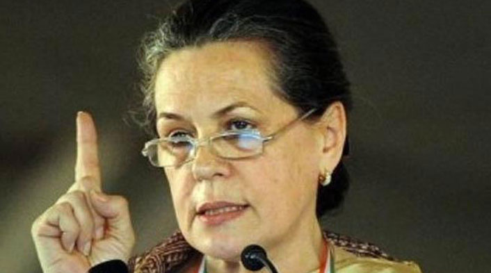 Sonia Gandhi will address an election rally in Jharkhand for second phase of Assembly polls
