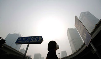 China censors US embassy pollution data during APEC Meeting In Beijing