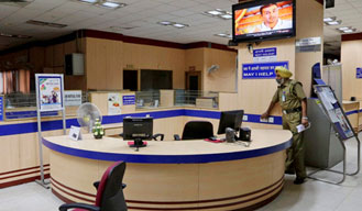 PSU bank employees go on strike but private banks remain open