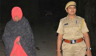 Woman paraded half-naked over murder in Rajasthan